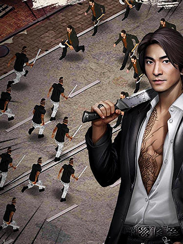 Online Game of mafia: Be the godfather für das Smartphone