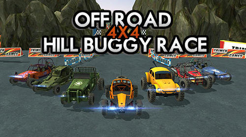 Off road 4x4 hill buggy race screenshot 1