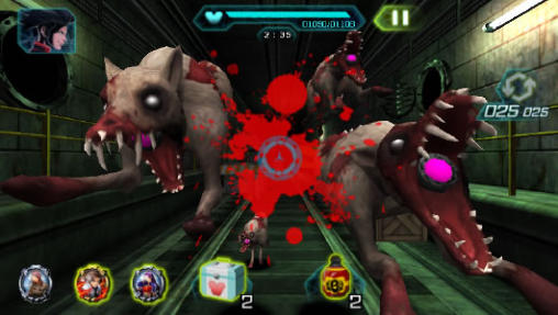 Beast busters featuring KOF para Android