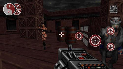 Shadow warrior: Classic redux screenshot 1