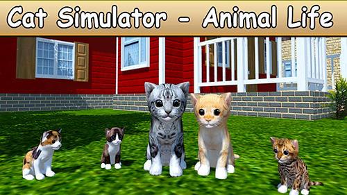 Cat simulator: Animal life Screenshot