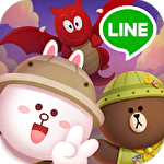 Line bubble 2: The adventure of Cony Symbol