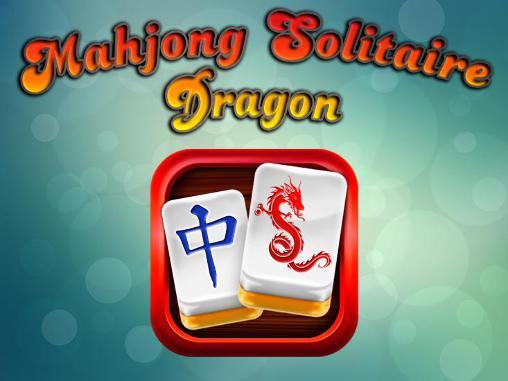 Mahjong solitaire Dragon Symbol