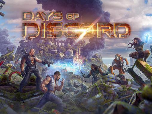Days of discord Symbol