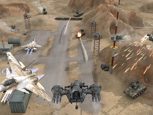 World of drones: War on terror para Android