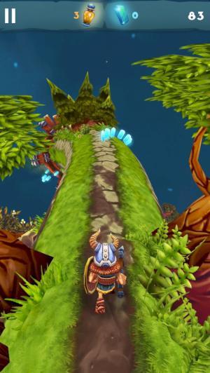 Asgard run screenshot 1