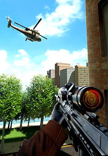 Aim 2 kill: Sniper shooter 3D para Android