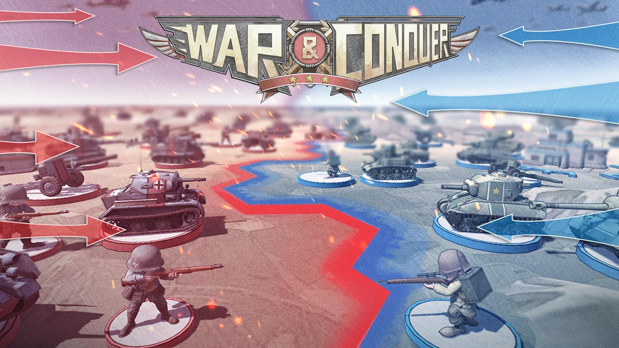 War & Conquer screenshot 1