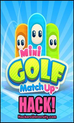 ミニゴルフマッチアップ スクリーンショット1