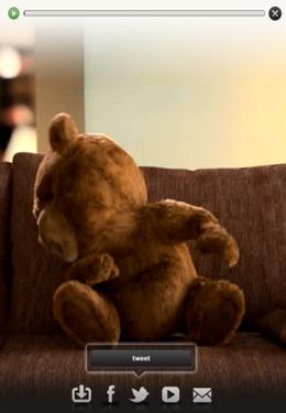Sprechender Ted. Unzensiert auf Deutsch