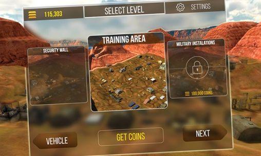 Battlefield: Tank simulator 3D auf Deutsch