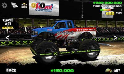 Monster truck destruction capture d'écran