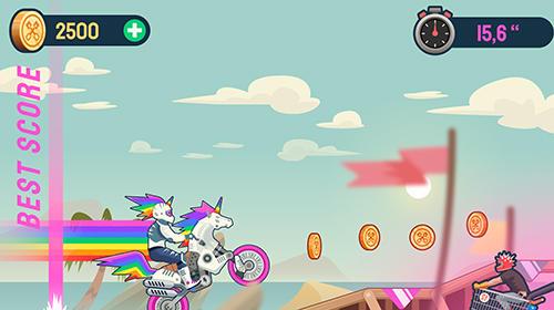 Wheelie cross: Motorbike game captura de pantalla 1