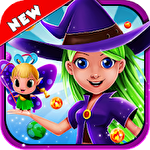 Witchland: Magic bubble shooter ícone