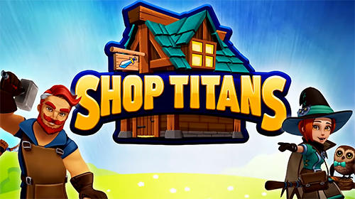 Shop titans: Design and trade скриншот 1