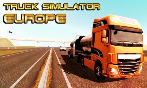 アイコン Truck simulator: Europe