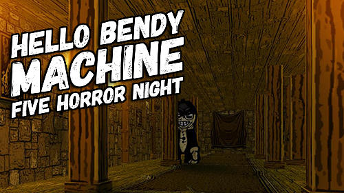 Hello Bendy machine: Five horror night ícone