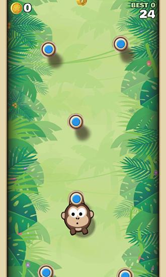 Arcade Sling Kong für das Smartphone
