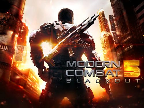 logo Combat moderne 5: Eclipse