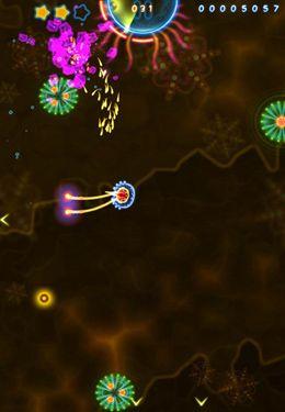 Screenshot Lichtopus auf dem iPhone