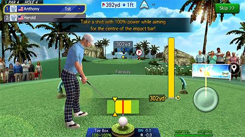 Shot online golf: World championship
