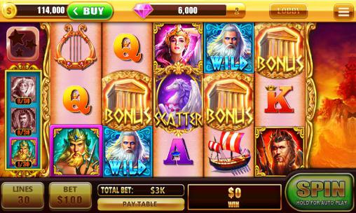 Slots free: Wild win casino pour Android