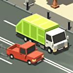 Blocky traffic racer Symbol