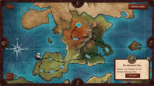 Brettspiele Evolution: The video game für das Smartphone