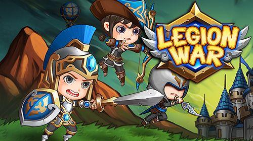 logo Legionenkrieg: Taktische Strategie