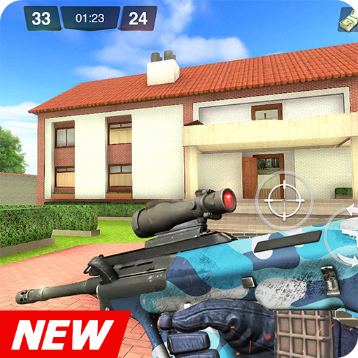 Special Ops: FPS PvP War-Online gun shooting games ícone
