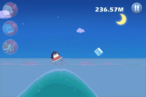 Screenshot Südsurfer 2 auf dem iPhone
