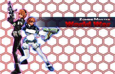 логотип Мировая война против зомби