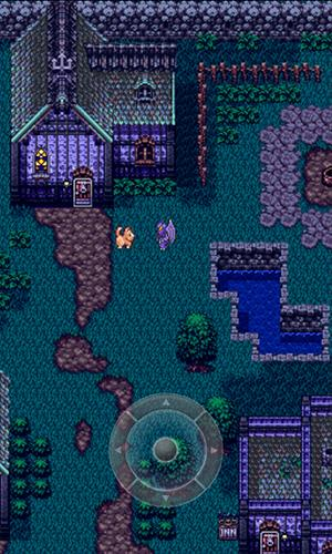 Dragon quest 3: Seeds of salvation für Android