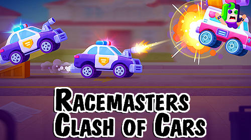 Racemasters: Сlash of cars скриншот 1