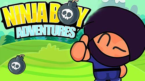 logo Abenteuer des Ninjajungen: Bomberman Edition