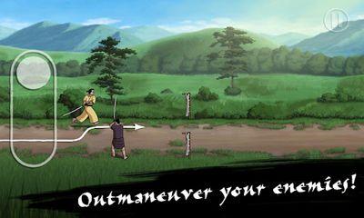 Samurai Rush screenshot 1