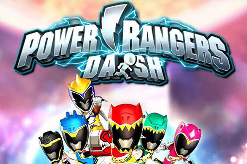 Saban's power rangers: Dash скріншот 1