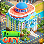 Town city: Village building sim paradise game 4 U icon