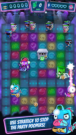 Party monsters для Android