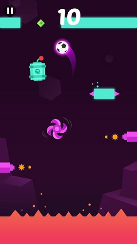 Jumping dash! Screenshot