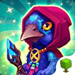 Pet heroes: Puzzle adventure Symbol