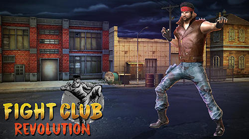 Fight club revolution group 2: Fighting combat скриншот 1