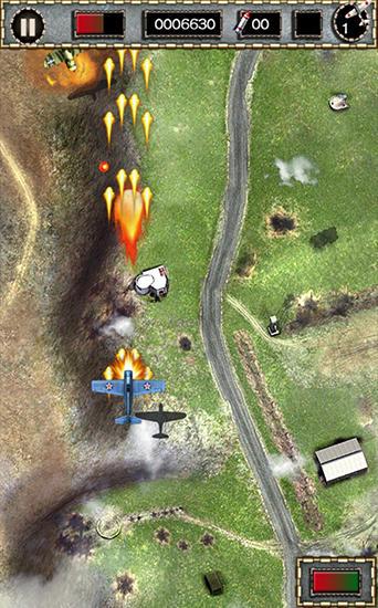 Air fighter: World air combat captura de tela 1