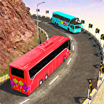 アイコン Bus racing: Offroad 2018