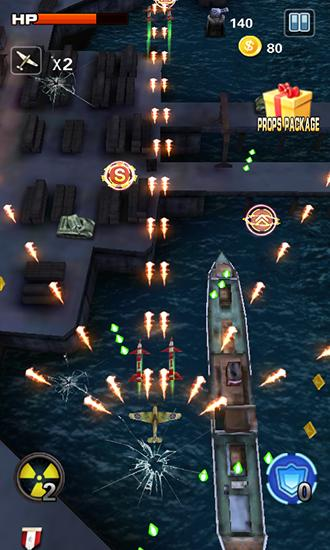 Air-sea war Screenshot