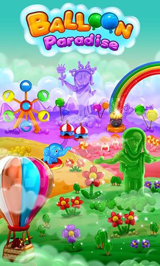 Paradis de boules capture d'écran