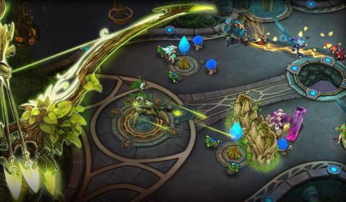 Guardians arena Screenshot