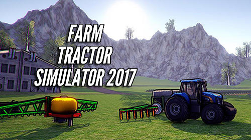 Farm tractor simulator 2017 скріншот 1