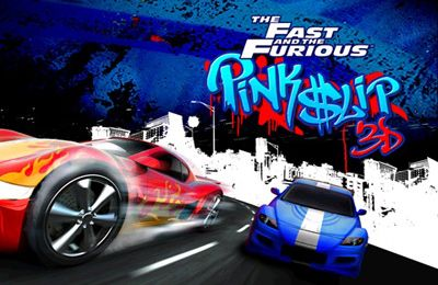 logo Fast and Furious: Pink Slip