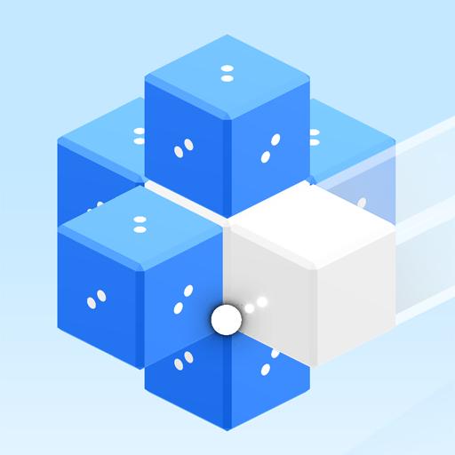 Иконка Cubia - 3D Slide Puzzle
